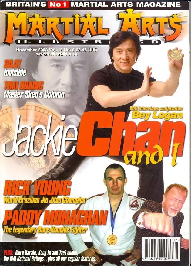 11/03 Martial Arts Illustrated (UK)