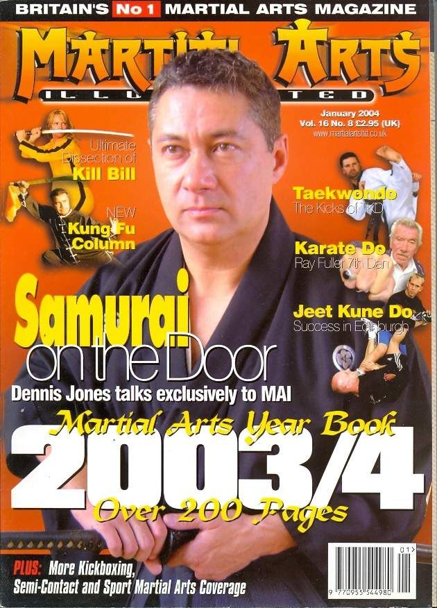 01/04 Martial Arts Illustrated (UK)