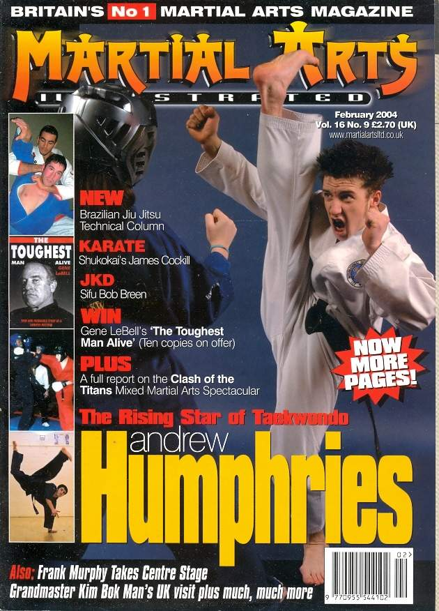 02/04 Martial Arts Illustrated (UK)