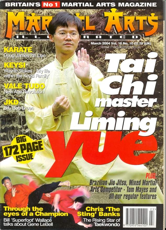 03/04 Martial Arts Illustrated (UK)