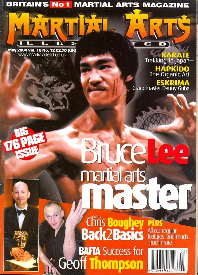05/04 Martial Arts Illustrated (UK)