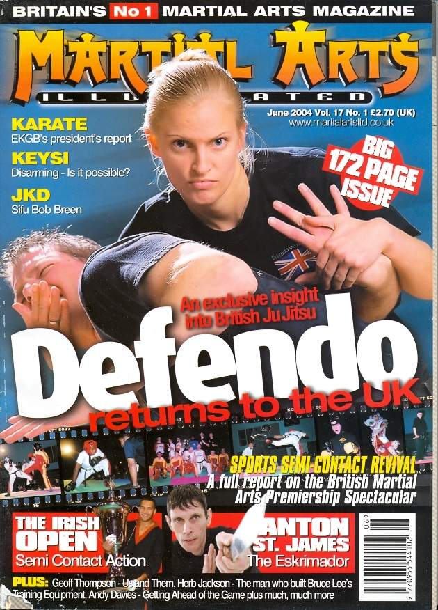 06/04 Martial Arts Illustrated (UK)