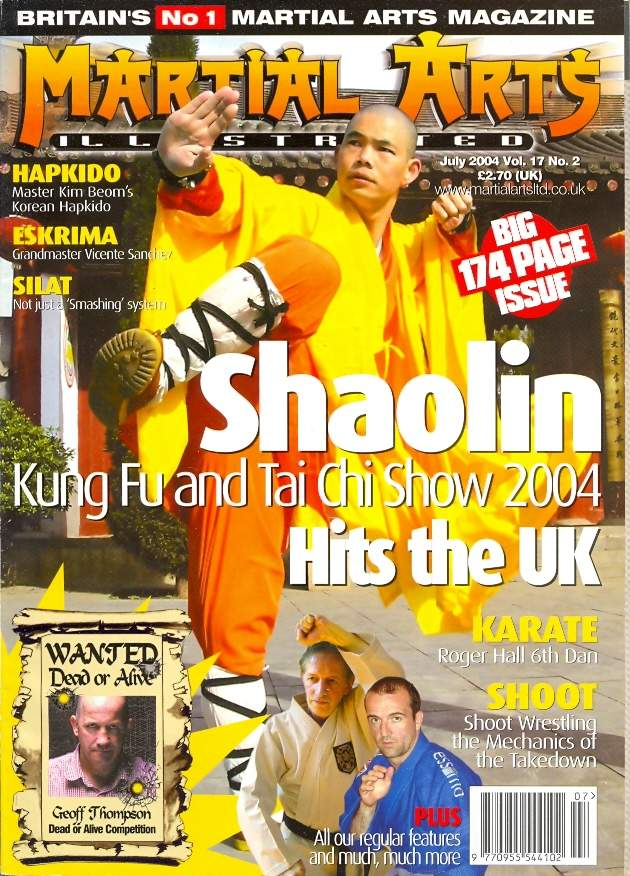 07/04 Martial Arts Illustrated (UK)