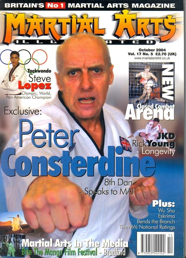 10/04 Martial Arts Illustrated (UK)