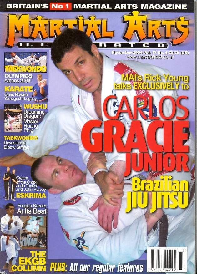 11/04 Martial Arts Illustrated (UK)