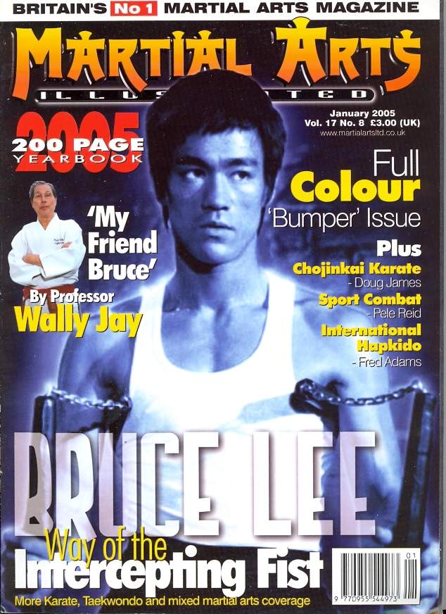 01/05 Martial Arts Illustrated (UK)