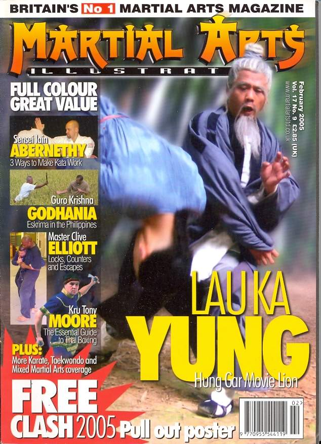 02/05 Martial Arts Illustrated (UK)