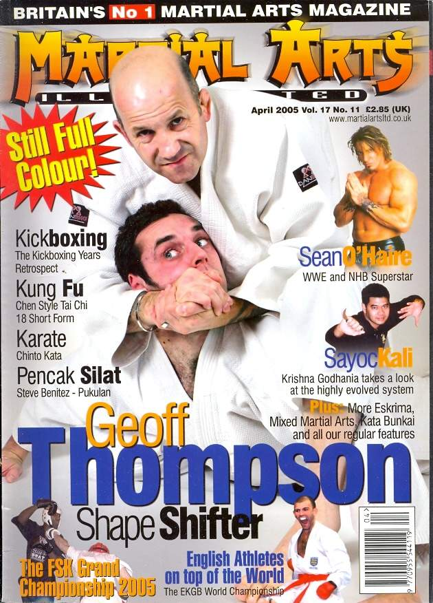 04/05 Martial Arts Illustrated (UK)