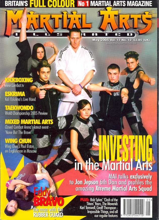 05/05 Martial Arts Illustrated (UK)
