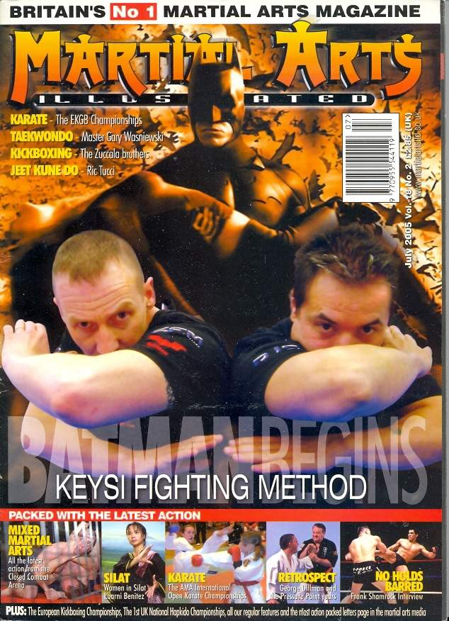 07/05 Martial Arts Illustrated (UK)