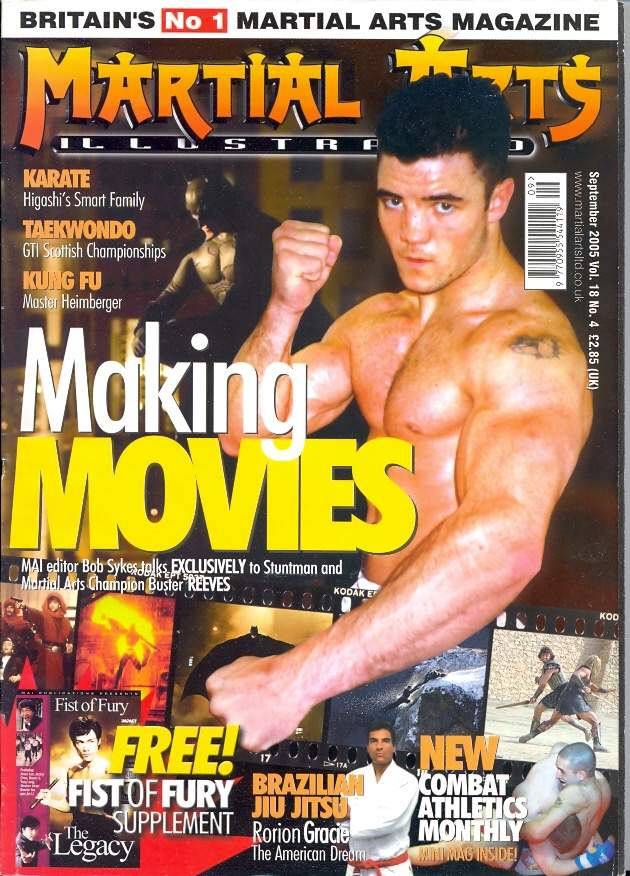 09/05 Martial Arts Illustrated (UK)
