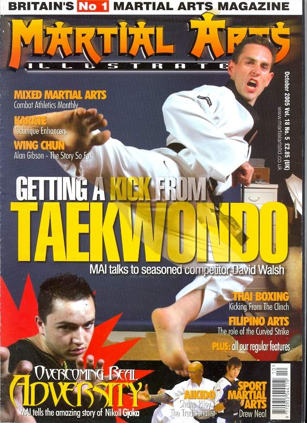 10/05 Martial Arts Illustrated (UK)