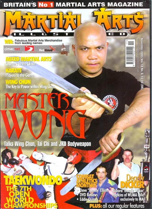 11/05 Martial Arts Illustrated (UK)