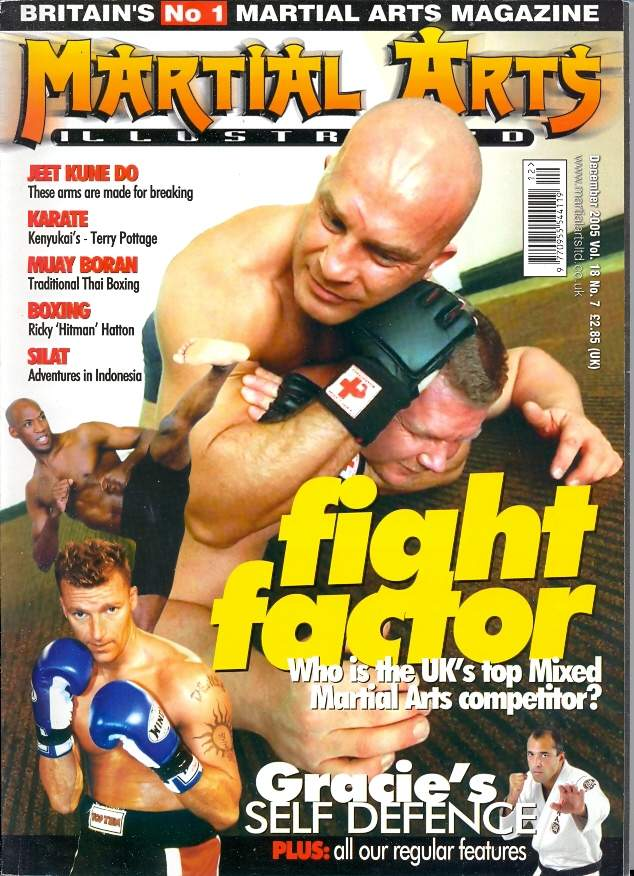 12/05 Martial Arts Illustrated (UK)