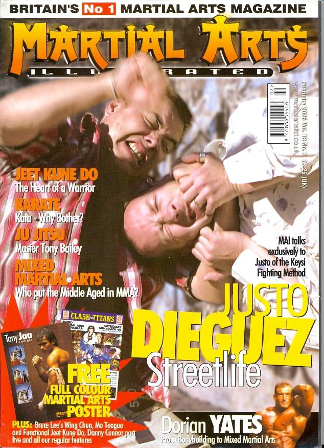 02/06 Martial Arts Illustrated (UK)
