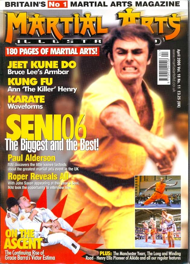 04/06 Martial Arts Illustrated (UK)
