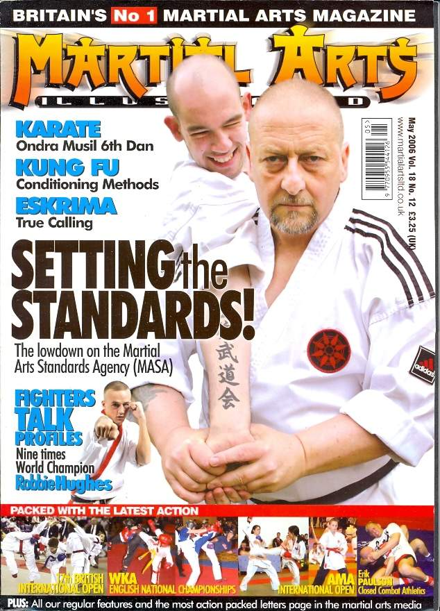 05/06 Martial Arts Illustrated (UK)