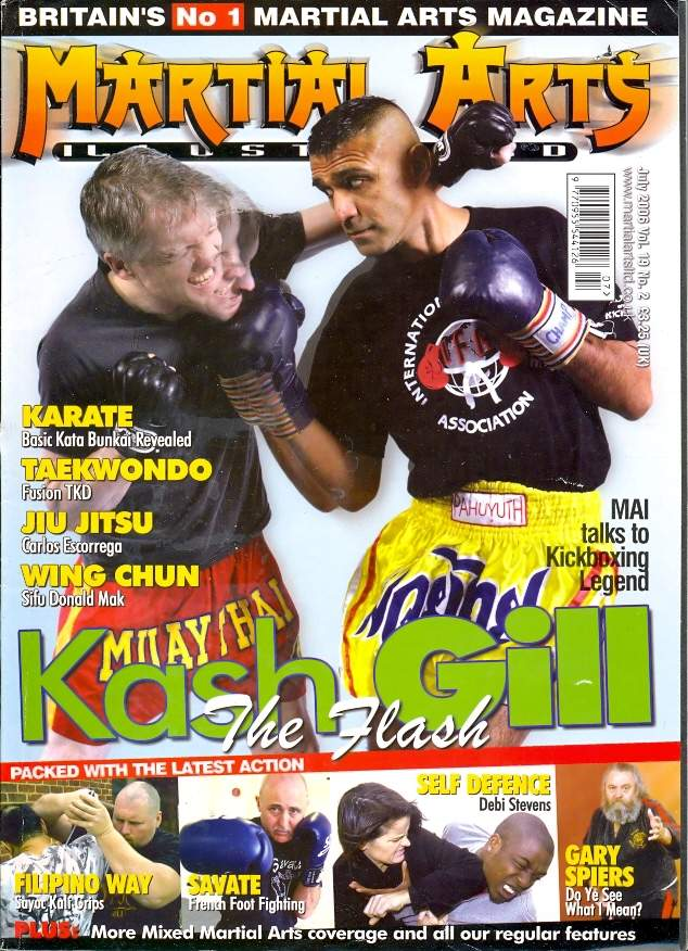 07/06 Martial Arts Illustrated (UK)