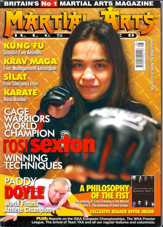 08/06 Martial Arts Illustrated (UK)