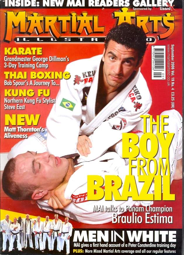 09/06 Martial Arts Illustrated (UK)