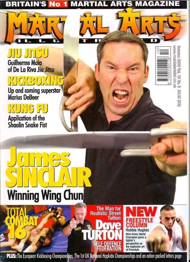 10/06 Martial Arts Illustrated (UK)