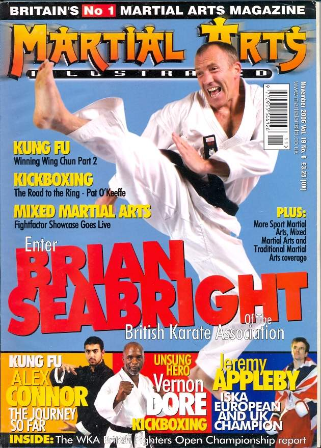 11/06 Martial Arts Illustrated (UK)