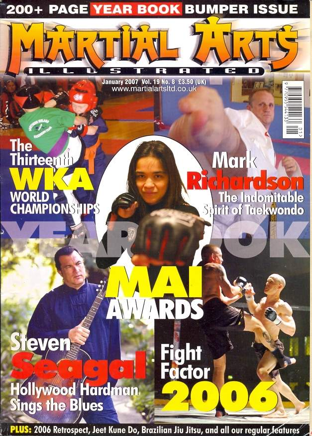 01/07 Martial Arts Illustrated (UK)