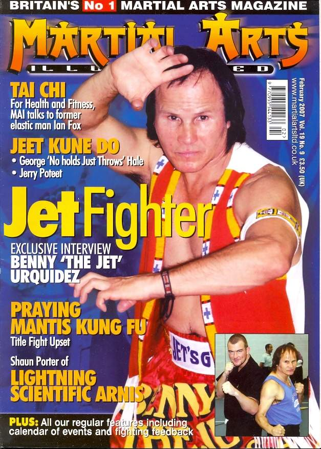 02/07 Martial Arts Illustrated (UK)