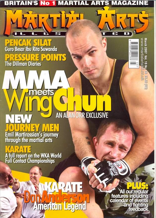 03/07 Martial Arts Illustrated (UK)