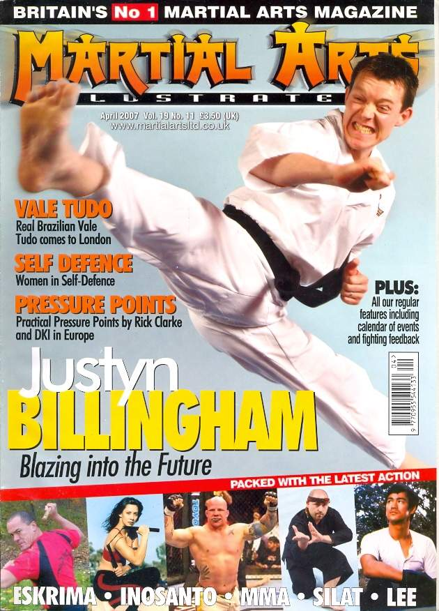 04/07 Martial Arts Illustrated (UK)