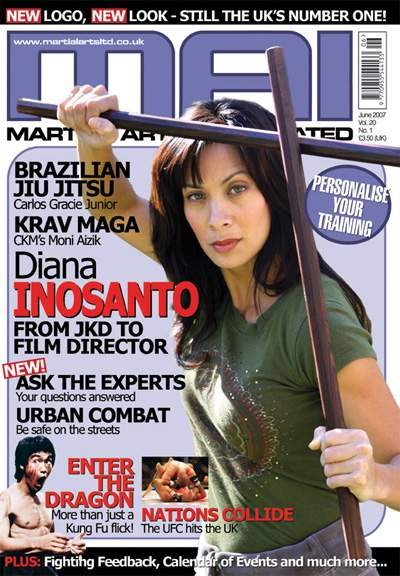 06/07 Martial Arts Illustrated (UK)