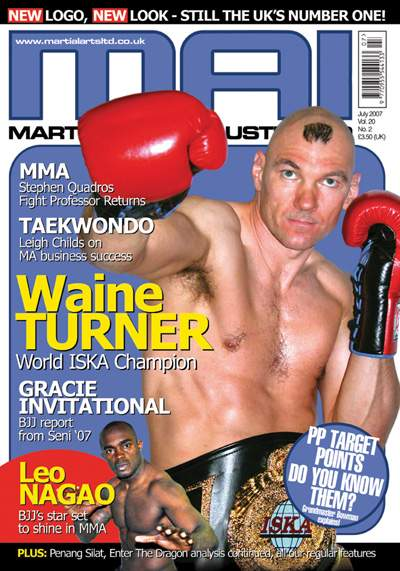 07/07 Martial Arts Illustrated (UK)