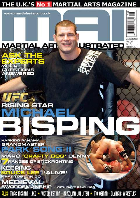 08/07 Martial Arts Illustrated (UK)