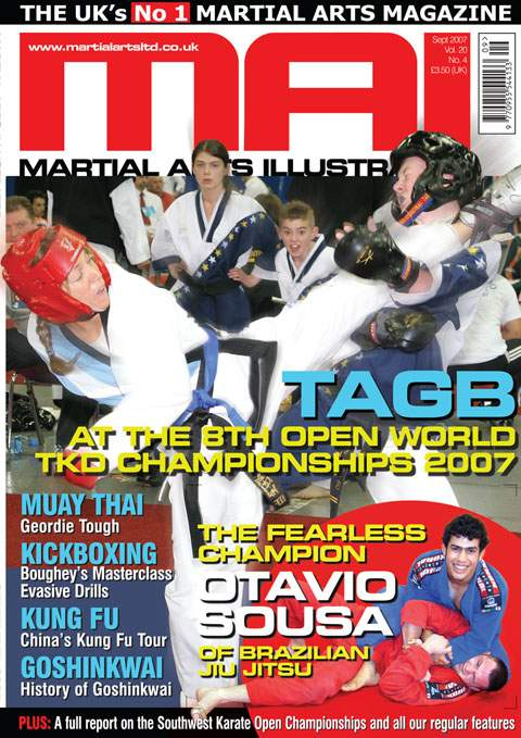 09/07 Martial Arts Illustrated (UK)