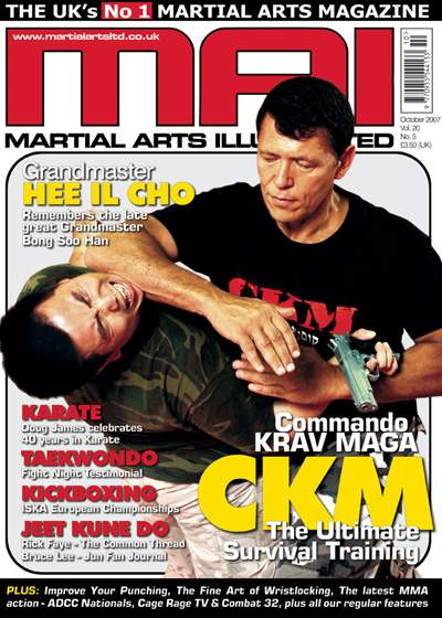 10/07 Martial Arts Illustrated (UK)