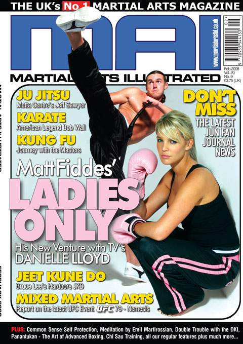 02/08 Martial Arts Illustrated (UK)