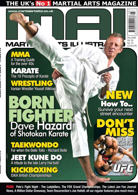 03/08 Martial Arts Illustrated (UK)