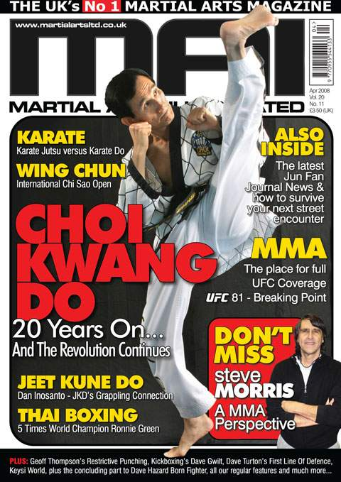 04/08 Martial Arts Illustrated (UK)