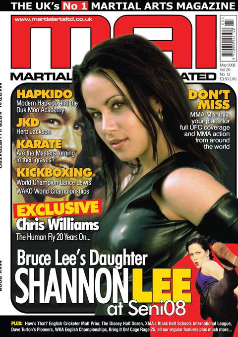 05/08 Martial Arts Illustrated (UK)