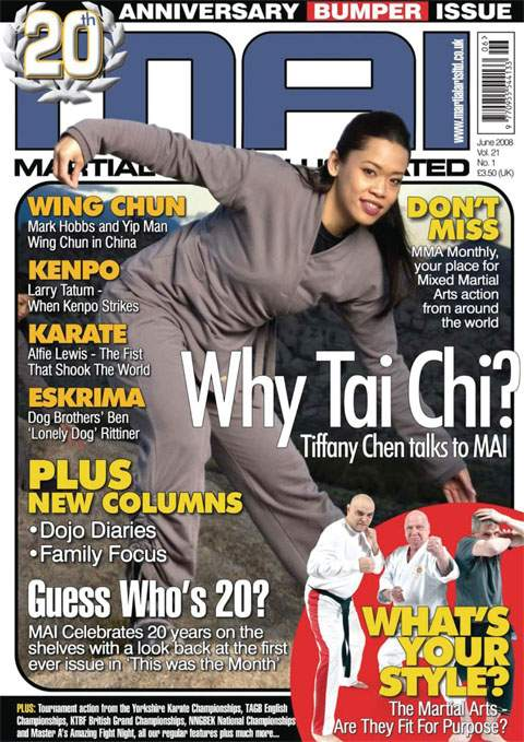 06/08 Martial Arts Illustrated (UK)
