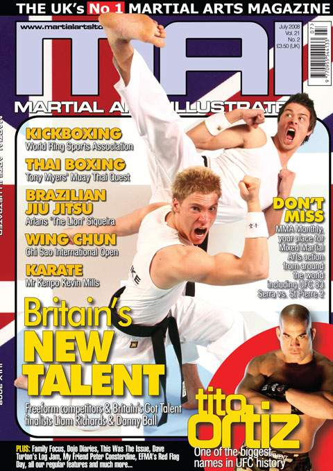 07/08 Martial Arts Illustrated (UK)