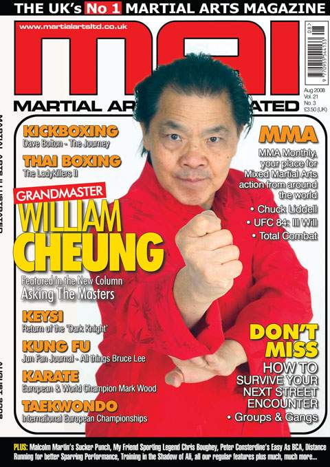 08/08 Martial Arts Illustrated (UK)