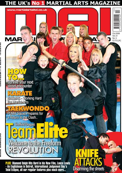 10/08 Martial Arts Illustrated (UK)