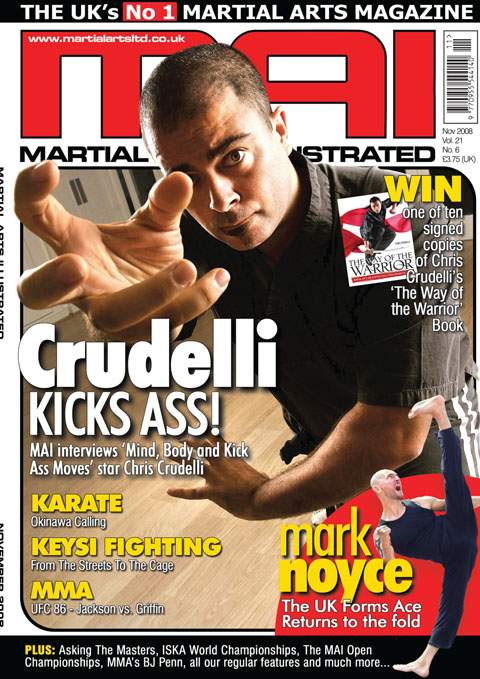 11/08 Martial Arts Illustrated (UK)