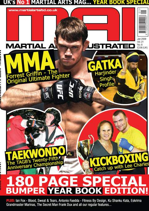 01/09 Martial Arts Illustrated (UK)