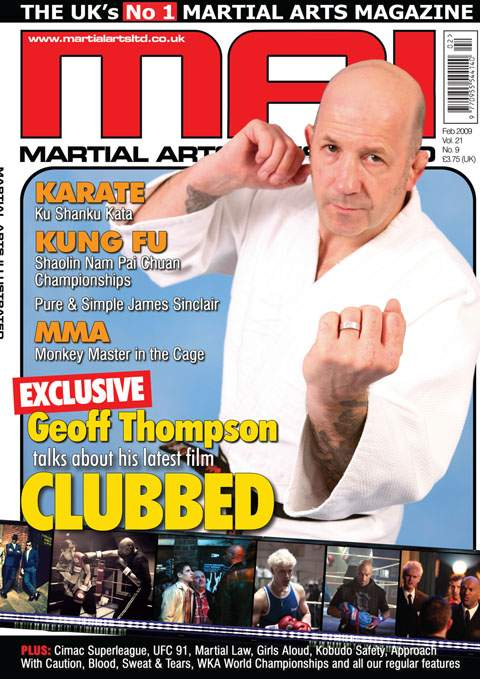 02/09 Martial Arts Illustrated (UK)