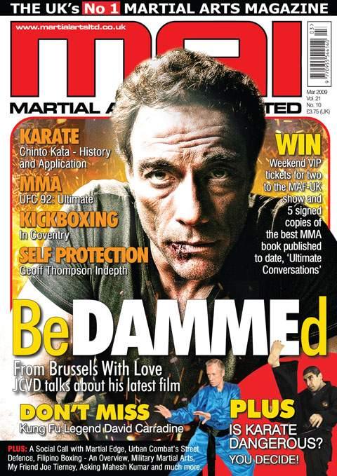 03/09 Martial Arts Illustrated (UK)