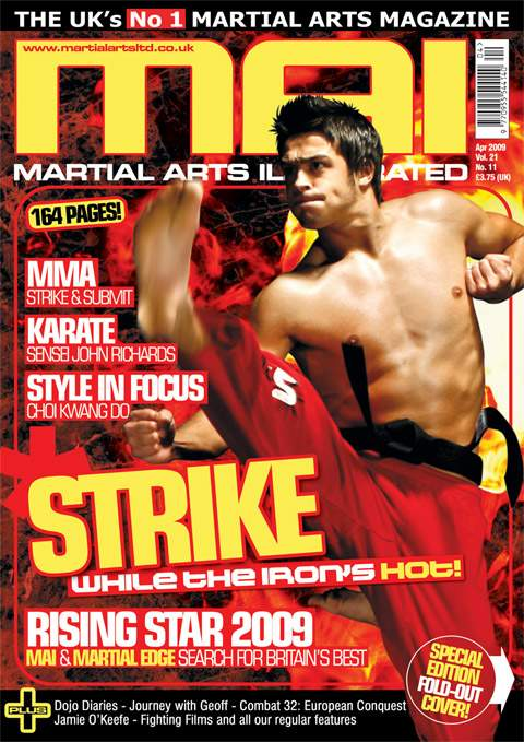 04/09 Martial Arts Illustrated (UK)