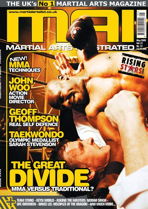 05/09 Martial Arts Illustrated (UK)