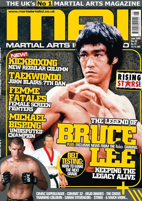 06/09 Martial Arts Illustrated (UK)